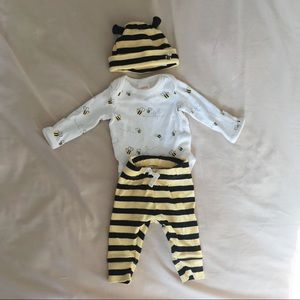 Other - Bee Baby Outfit